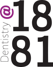Dentistry at 1881 logo