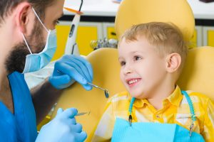 Pediatric dental care begins early. Read what's involved and why it's important from Dr. Tamo, children's dentists in Uptown Toronto.